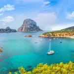 Barca a vela ad Ibiza